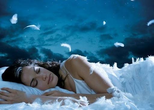 О чем думать перед сном?