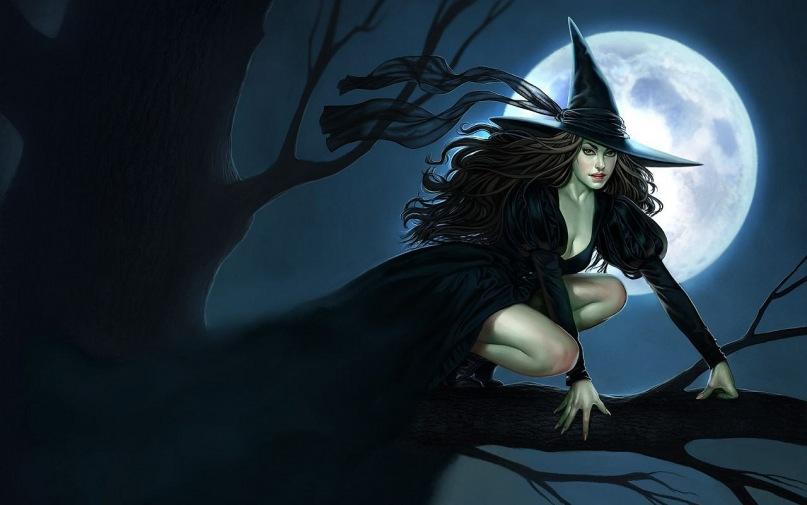 Откуда берутся ведьмы?