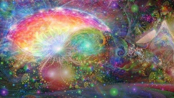 Вибрации вселенной и человека