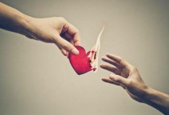 7 ПРИЗНАКОВ, ЧТО ЛЮБВИ НЕ БУДЕТ