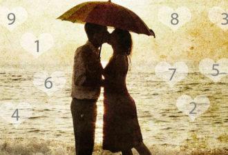 Нумерология: считаем число совместимости в любви