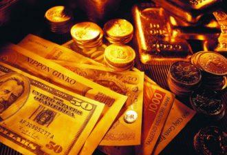 Ряд народных наблюдений касательно денег