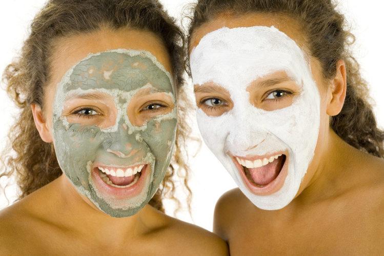 Действенные отвары и маски для проблемной кожи