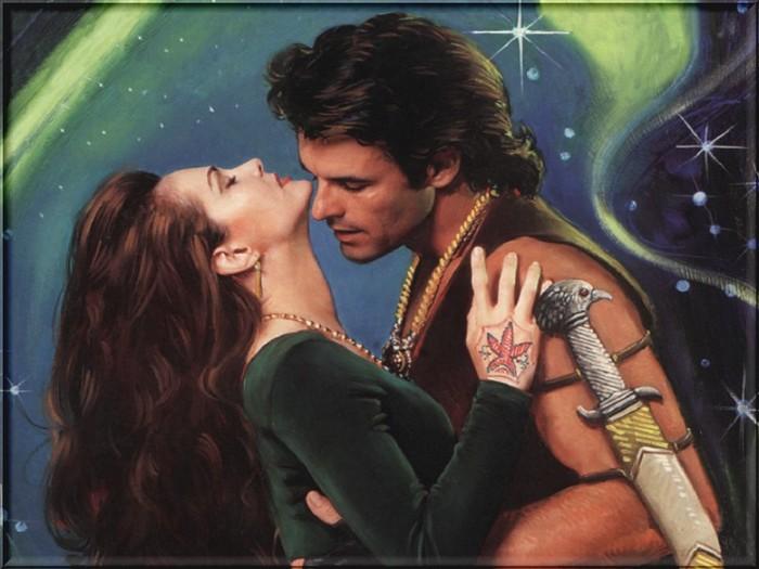 Мужчина создан для подвигов, а женщина — для любви