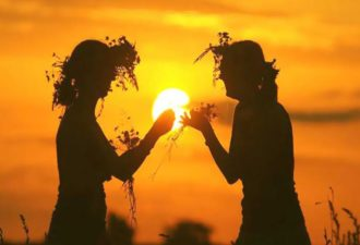 День летнего солнцестояния в 2017 году 21 июня