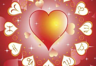 Любовный гороскоп на неделю с 5 по 11 июня 2017 года