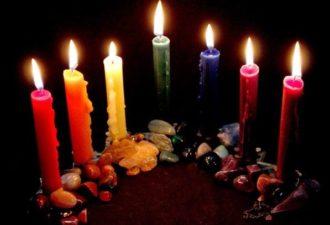 Диагностика по пламени свечи