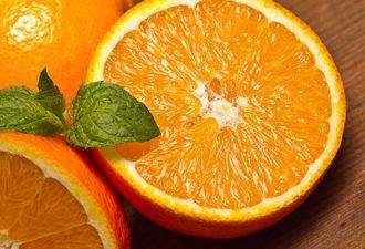 Гадание на апельсине