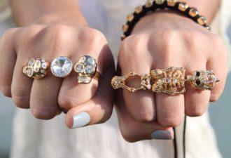 Приметы: потерять кольцо, сережку, часы, цепочку