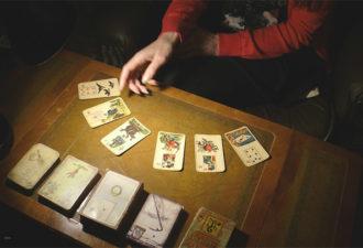 Магия цыганских карт. Гадание «Как любимый относится?»