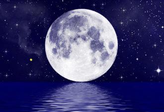 Попросим помощи у Луны!