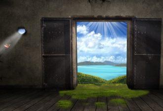 Если судьба закрывает все двери…