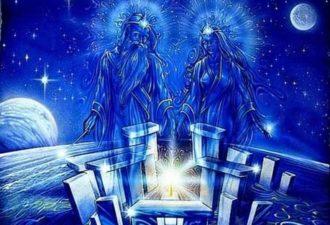 Человек, повышающий свой духовный уровень, попадает в сферу особого интереса высших сил