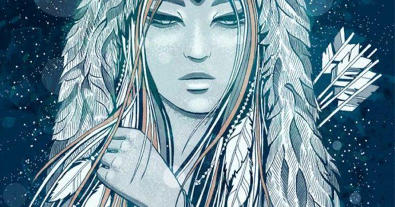 Гороскоп суровых скандинавских богинь…Только для дамочек!