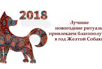 Лучшие новогодние ритуалы: привлекаем благополучие в год Желтой Собаки