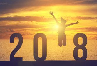 Вот что вы должны изменить в своей жизни в 2018 году, согласно вашему знаку зодиака!