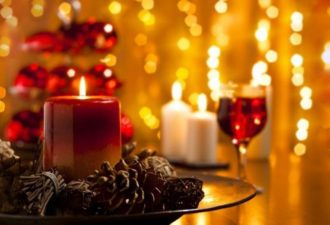 Обряд на благосостояние под Новый год