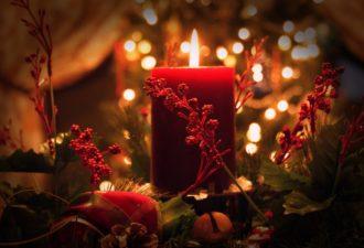 Лучшие гадания на Рождество в домашних условиях