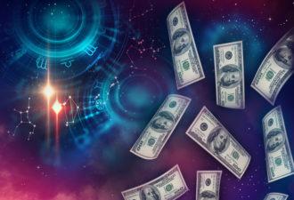 Финансовый гороскоп на неделю с 8 по 14 января 2018 года