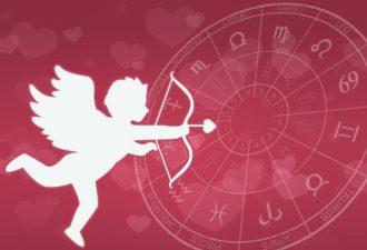 Любовный гороскоп на неделю с 8 по 14 января 2018 года