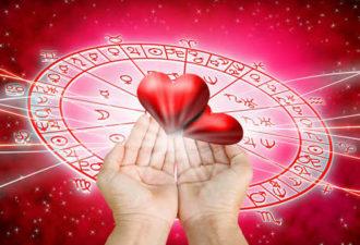 Любовный гороскоп на неделю с 15 по 21 января 2018 года