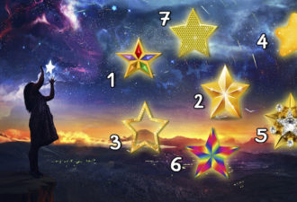Выберите звезду и узнайте, сбудется ли ваше желание