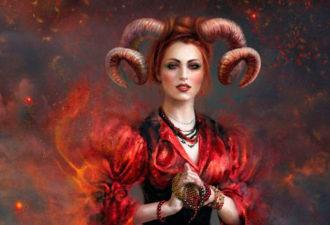 Венера в Овне: время бурных любовных романов и яркой страсти