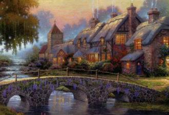 Какие картины можно вешать дома, чтобы привлечь достаток и благополучие