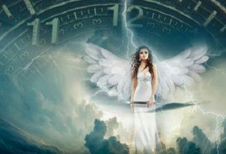 Часы ангела на август 2018 года
