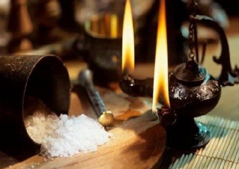 Оказывается, с помощью соли можно защищать себя