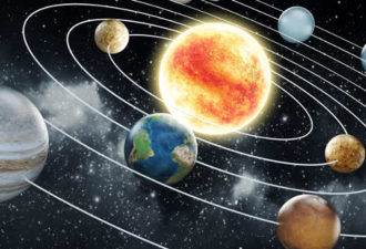 Парад планет в августе 2018 года