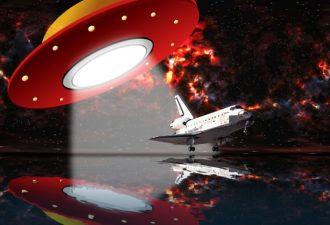 НЛО: загадки и тайны человечества