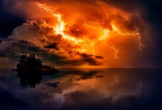 Расписание магнитных бурь на сентябрь 2018 года