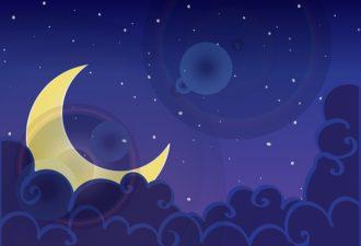 Луна в знаке зодиака по дате рождения