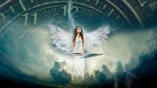 Часы ангела на сентябрь 2018 года