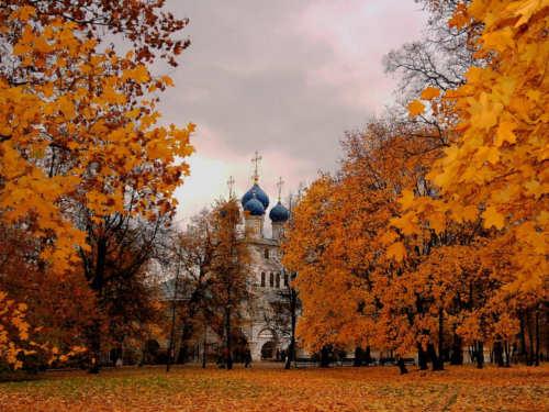Церковное новолетие 14 сентября 2018 года: начало индикта