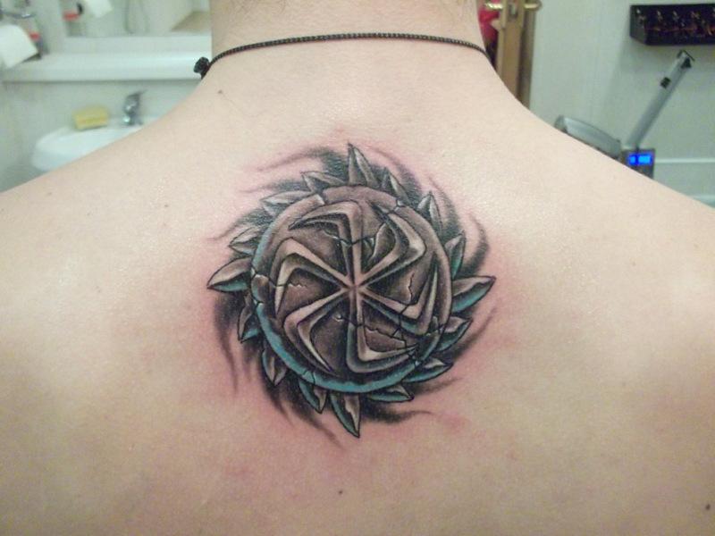 Татуировки-обереги от любого зла
