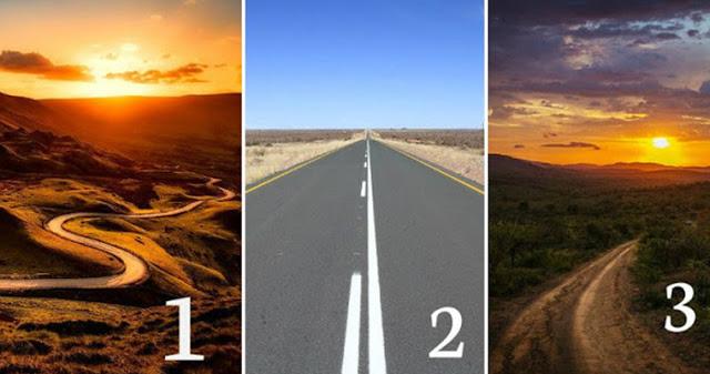 Тест: а какую дорогу выбрали бы вы?