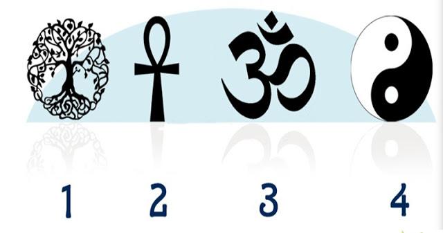 Выберите древний символ и получите совет!