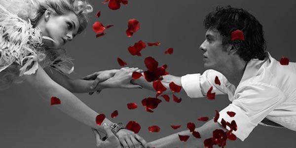 векторные отношения между мужчиной и женщиной