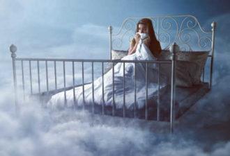 5 снов, которые предупреждают о неудачах