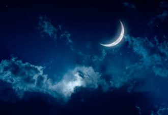Растущая Луна в январе 2019 года