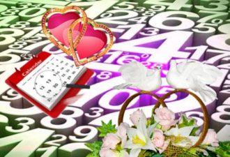 Нумерология: как рассчитать дату замужества по дате рождения