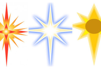 Загадайте желание и выберите звезду!