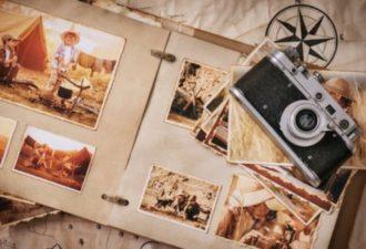Как правильно избавляться от старых фотографий