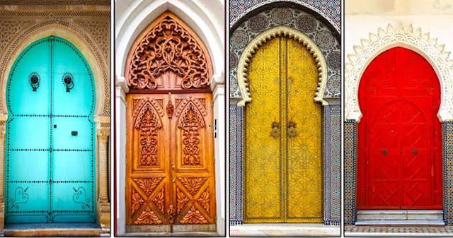 Дверь, которую вы выберите, многое расскажет о вашей личности